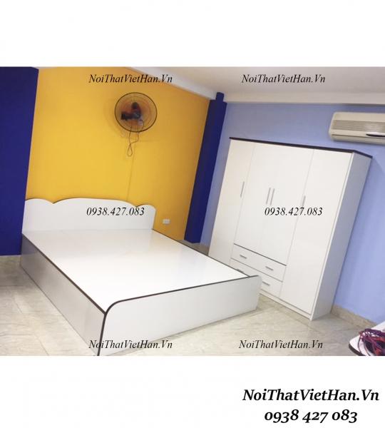 Giường Nhựa Đài Loan G16