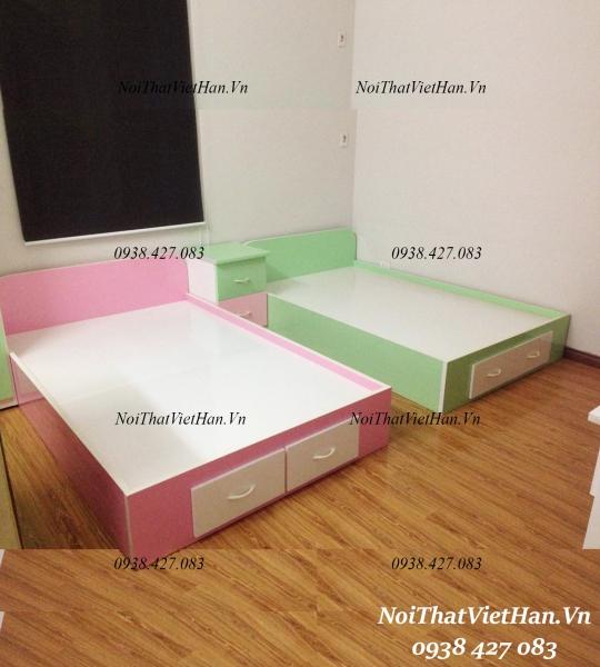Giường nhựa đẹp G25