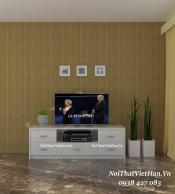 Kệ Tivi nhựa Đài Loan TV06 màu trắng