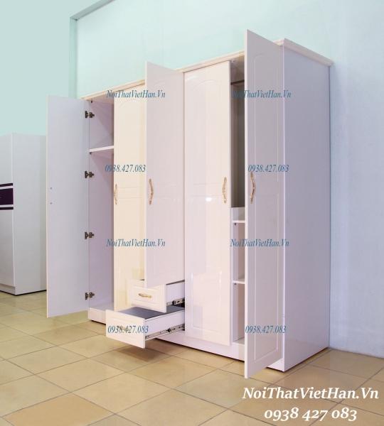 Tu Nhua Canh Dac khung Rong HC501_ 5 canh 2 ngan mau be