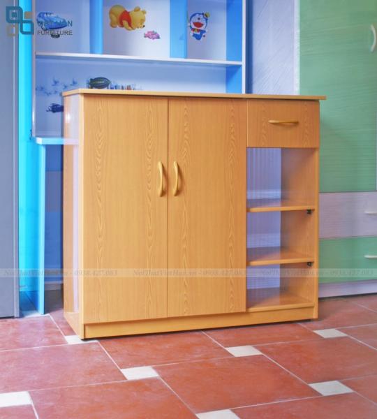 Tủ đựng giày dép nhựa Đài Loan S014, mã TG02